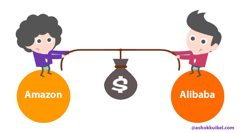 Amazon vs Alibaba Business Models: What's the Difference?