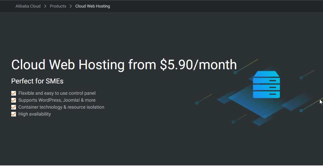 Is Alibaba Cloud Web Hosting purchase really worth to WordPress Hosting? How ? Why ?